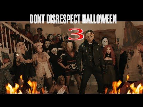 """DONT DISRESPECT HALLOWEEN"" Pt.3 (Short Film)"