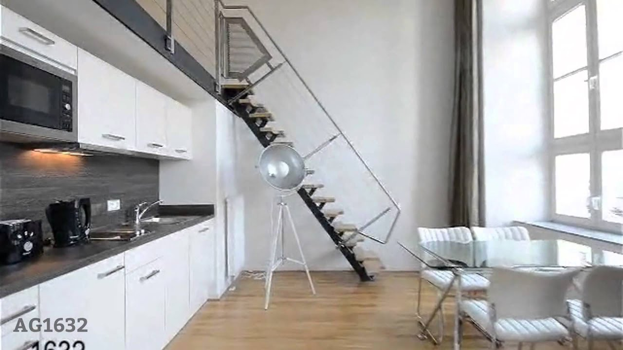 Möbliertes Apartment In Leipzig + LOFT + Zentrum!   YouTube