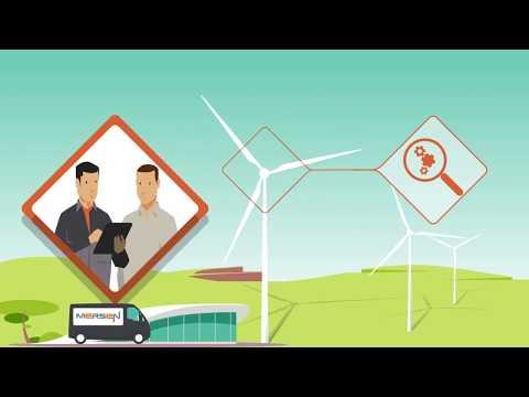 Mersen in the wind industry