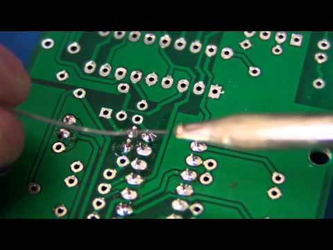 EEVblog #183 - Soldering Tutorial Part 2
