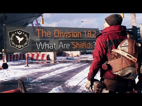 The Division™ 1 8 2 - Shields (Unlock Rewards For The
