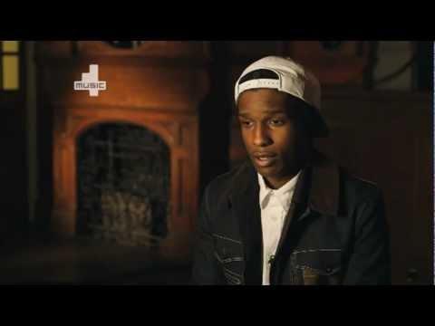 A$AP Rocky: Influential Eminem Mp3