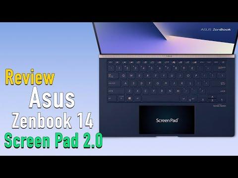 Review 55 – ASUS ZenBook 14 UX434 บางเบา ล้ำสุดๆ ด้วย ScreenPad 2.0 สเปก Core i Gen 10 + MX250