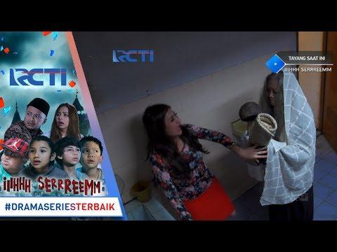 IH SEREM - Waduhh Bu Messy Bertemu Nenek Gayung Di Kamar Mandi [15 Desember 2017]