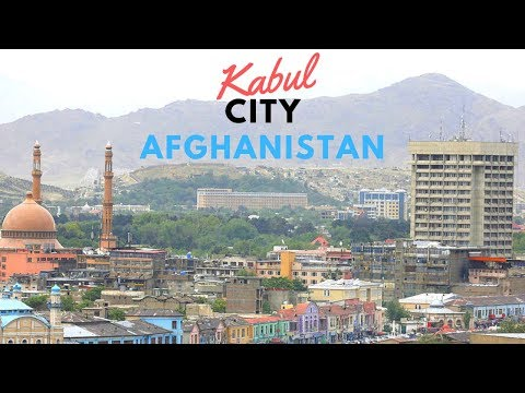 Kabul City Afghanistan HD