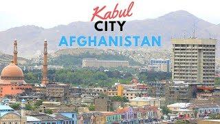 Kabul City Afghanistan HD