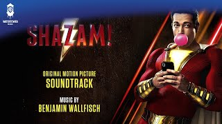 SHAZAM! - Subway Chase - Benjamin Wallfisch (Official Video)