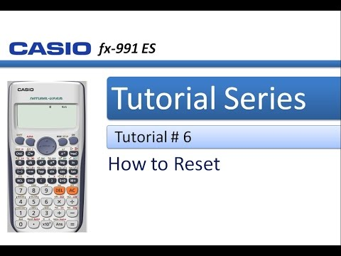 how to switch casio fx-115es from fix to decimal