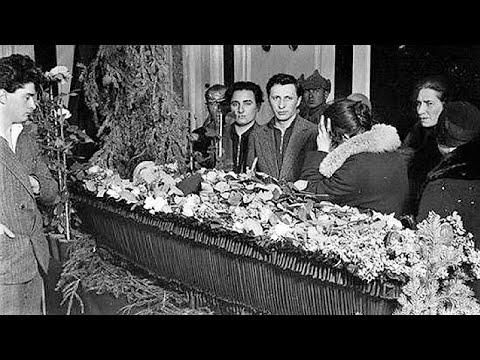 Похороны Владимира Маяковского 1930 / Funeral Of Vladimir Mayakovsky