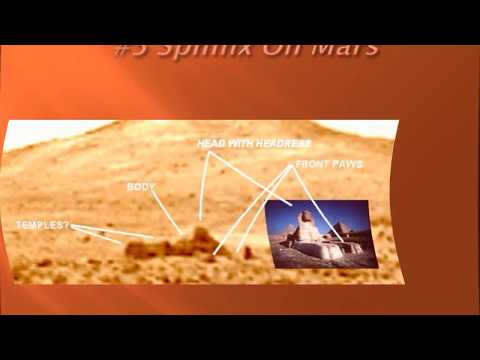 Top 10 Possible Signs Of Life On Mars