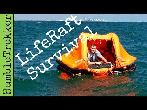 BCB | Life Raft Fishing kit | Review