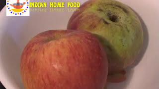 How To Make Apple Milk Shake