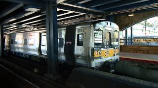 MTA Long Island Rail Road City Terminal Zone Atlantic Terminal Bound Set of M7