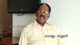 Request by  Malayalam Actor Kollam Thulasi for Shri. O Rajagopal; Vote for BJP
