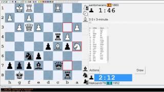 Шахматы блиц на ICC chessclub.com#4