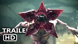 "DEAD BY DAYLIGHT ""Stranger Things"" Trailer (2019) Sci-Fi Game HD"
