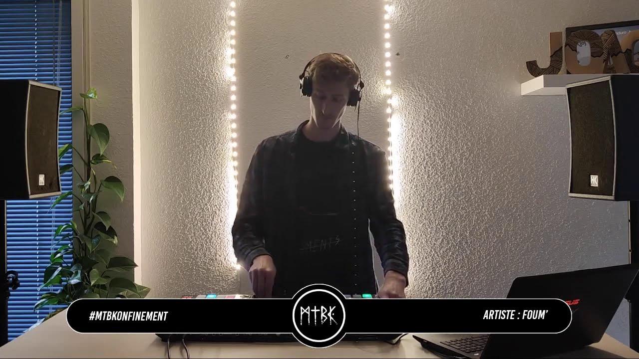 Live Stream Archive - DJ set Foum'