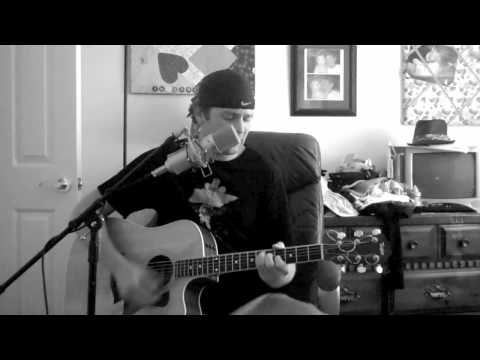 John Mayer - All we ever do is say goodbye - Acoustic Cover by Derek Cate