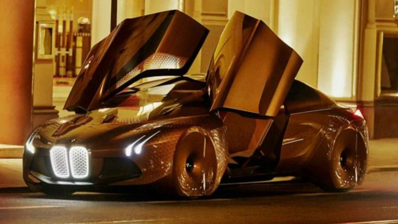 BMW Vision Next 100 Car || BMW Vision Next 100 Car Model ...