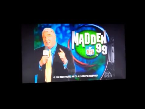Madden NFL 99 (PS1)