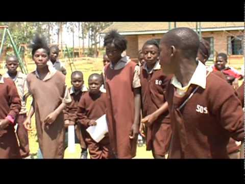 SOS Lusaka Zambia Many Hands