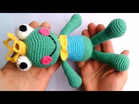 Örgü bebek, küçük sincap – 10marifet.org | 360x480