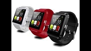 Smartwatch U8 Relogio Inteligente Bluetooth Android Iphone - TIOCHICOSHOP