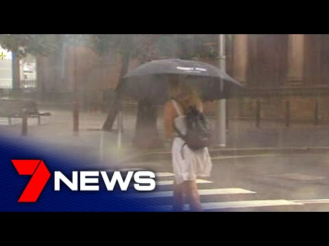 Significant Rainfall Forecast For Most Of New South Wales | 7NEWS