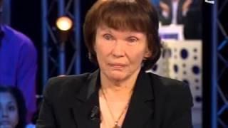 Danielle Mitterrand - On n'est pas couché 24 novembre 2007 #ONPC