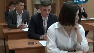 Суровикинские одиннадцатиклассники написали итоговое сочинение