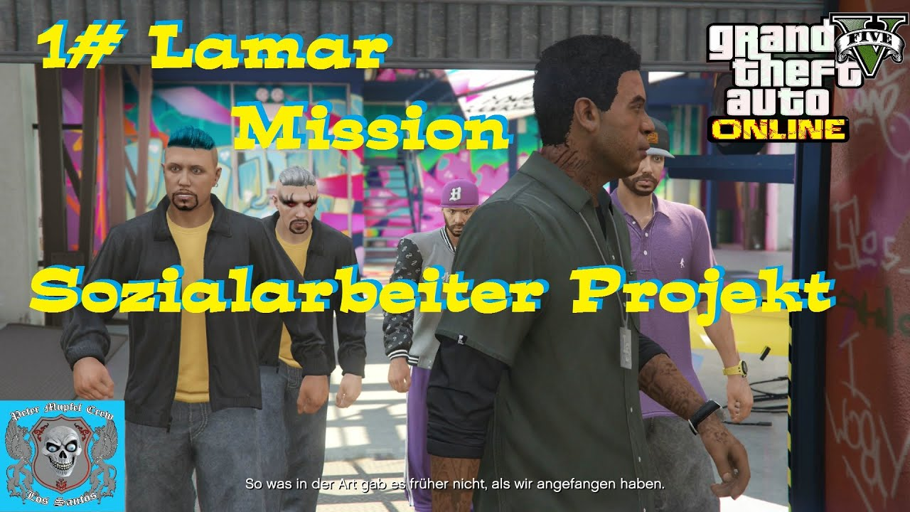 Gta 5 Online Lamar Mission 1 Wiring Diagrams Siemens 609590 Outdoor Main Breaker Mobile Home Panel 100a 24 Circuit Sozialarbeiter Projekt 30 Rh Youtube Com Pacific Standard Heist