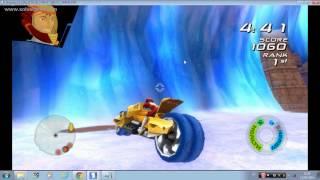 Wii emulador - Hot Wheels Battle Force 5 ( Chopper )