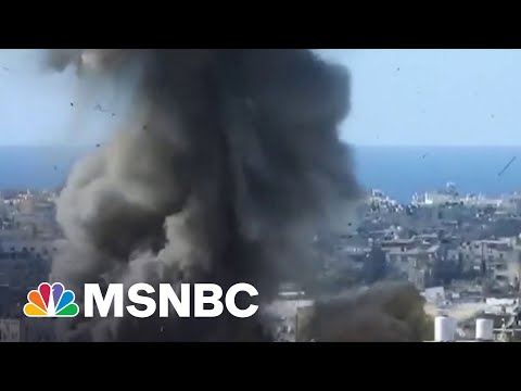 New Bombings In Israel, Gaza Amid Reports Of Possible Cease-Fire
