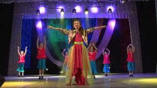 Красками разными - Денискина Ангелина, 10 лет