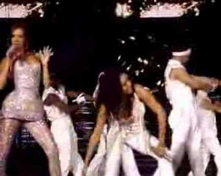 The Return of Spice Girls DVD - 19 Celebration Medley
