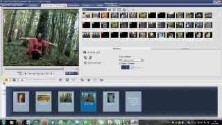 Обзор. Лучшая студия. Ulead Video Studio -11. Редактор видео.