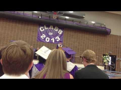 Glenrock High School 2013 Senior Address