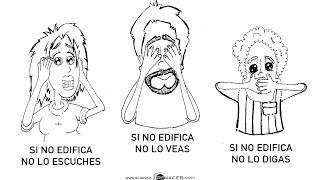 SI NO EDIFICA NO LO DIGAS