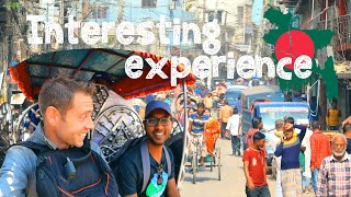 OLD DHAKA Horse Carriage Ride | Solo Travel in Bangladesh