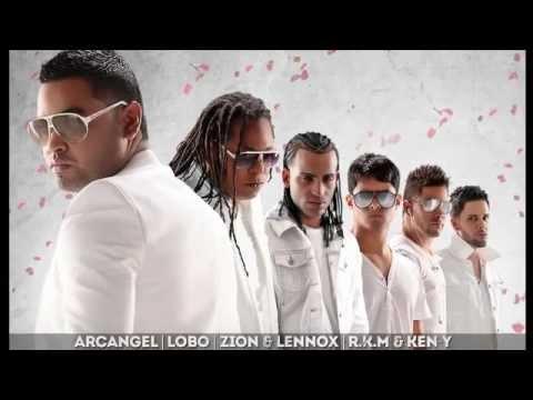Rakim Y Ken-Y ft Arcangel, Lobo, Zion Y...