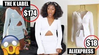 WHAT I WANTED vs WHAT I GOT Aliexpress Clothing Haul???????? // first impressions + try on haul