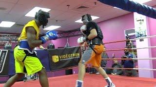 Boxer Adonis Stevenson