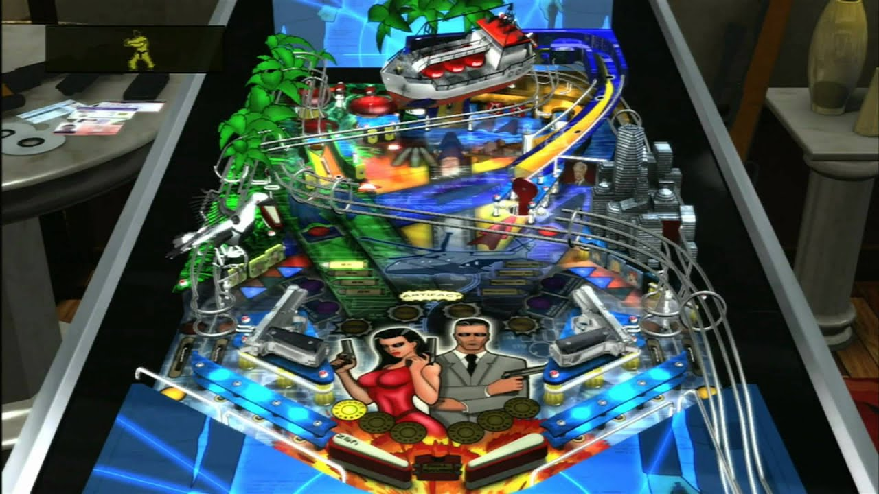 Classic Game Room Hd Pinball Fx For Xbox 360 Review