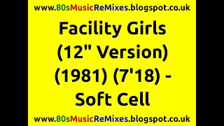 Watch Marc Almond Facility Girls video