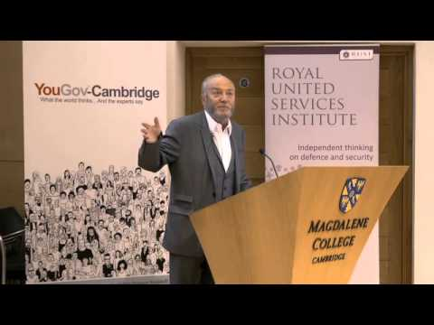Cambridge University speech and Q&A - George Galloway