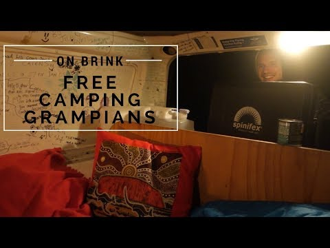 Free Camping Grampians | Road Trip Sydney - Adelaide #29