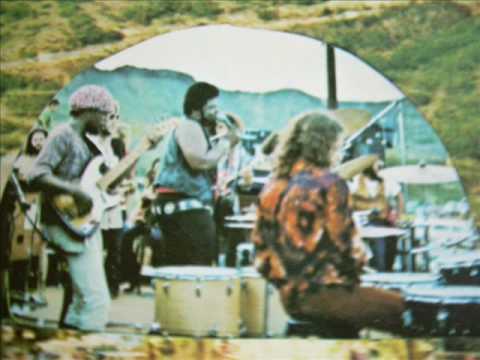Carlos Santana & Buddy Miles Live Them Changes