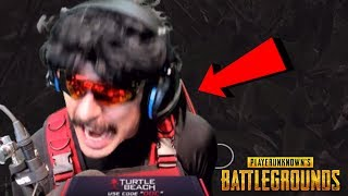 "DrDisRespect: ""I CANNOT WAIT TO NEVER PLAY THIS GAME AGAIN"" - ULTIMATE RAGE on PUBG"