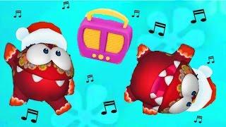 Виртуальный питомец АМ НЯМ # 12 My om Nom смешной виртуальный зверек как мультфильм Funny Games