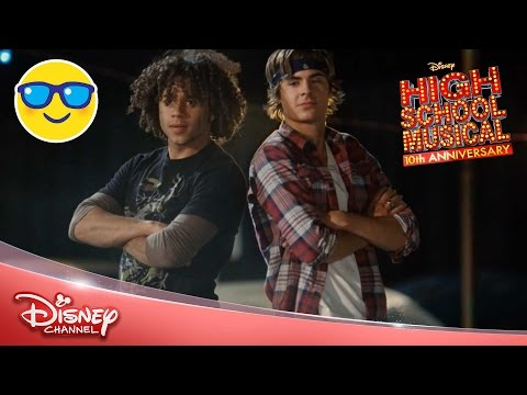 High School Musical 3: Senior Year | The Boys Are Back | Official Disney Channel UK